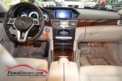 2014 MERCEDES BENZ E350 4MATIC SPORT AMG
