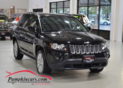 2014 JEEP COMPASS 4X4 LATITUDE BACKUPCAM