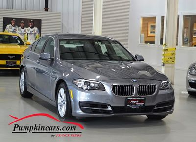 2014 BMW 528I X-DRIVE NAVI BACK UP CAM