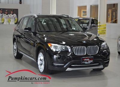 2014 BMW X1 S-DRIVE X-LINE
