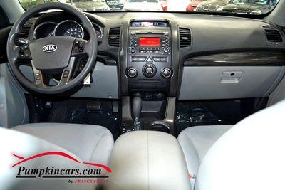 2012 KIA SORENTO LX 3RD ROW SEAT