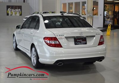 2011 MERCEDES BENZ C300 4MATIC SPORT