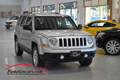 2012 JEEP PATRIOT 4X4 SPORT