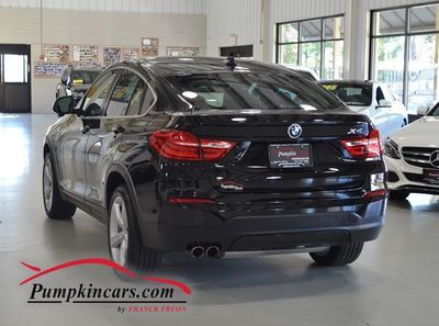 2015 BMW X4 2.8I XDRIVE NAVI BACKUP CAM