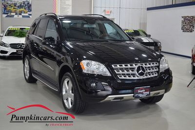 2011 MERCEDES BENZ ML350 4MATIC NAVI BACK UP CAM