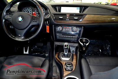 2013 BMW X1 X-DRIVE M SPORT LINE