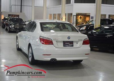 2008 BMW 528I NAVIGATION