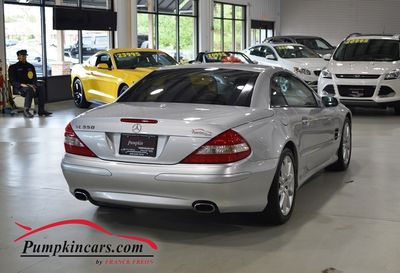 2008 MERCEDES BENZ SL550 NAVI BOSE SOUND