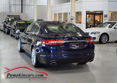 2014 JAGUAR XF 3.0 SUPERCHRG AWD