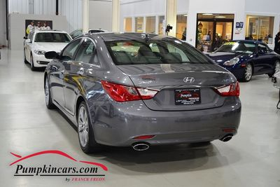 2012 HYUNDAI SONATA SE 2.0T PUSH START