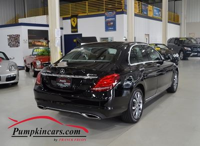 2015 MERCEDES BENZ C300 4MATIC SPORT PANO ROOF