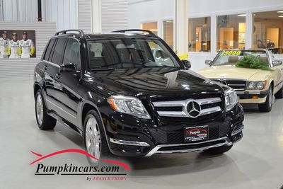 2014 MERCEDES BENZ GLK350 4MATIC NAVI PANO ROOF