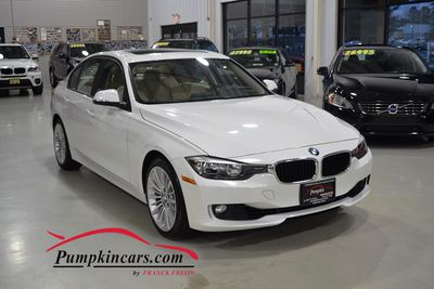 2013 BMW 328I MOON ROOF