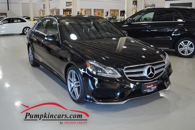 2015 MERCEDES BENZ E350 4MATIC SPORT AMG