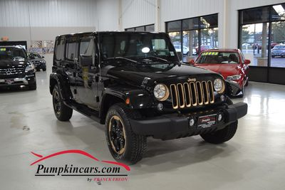 2014 JEEP WRANGLER UNLIMITED DRAGON 4X4