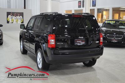2015 JEEP PATRIOT 4X4 LATITUDE