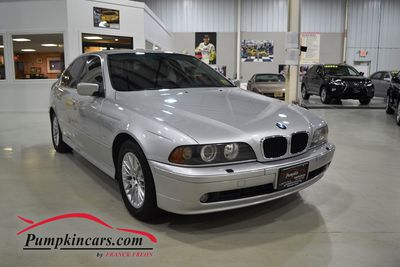 2001 BMW 530I MOON ROOF