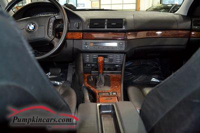 2001 BMW 530I MOON ROOF