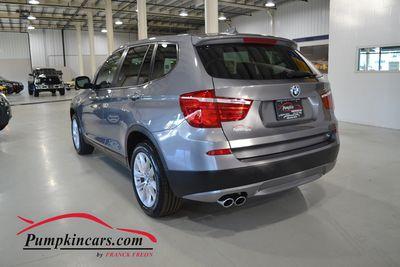 2014 BMW X3 2.8I X-DRIVE NAVI PANO ROOF