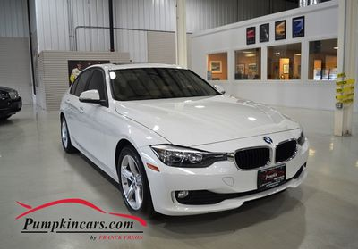2013 BMW 320I X-DRIVE MOON ROOF