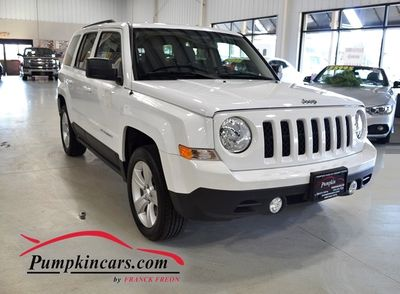 2015 JEEP PATRIOT LATITUDE UCONNECT