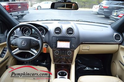 2011 MERCEDES BENZ GL450 4MATIC NAVI BACK UP CAM