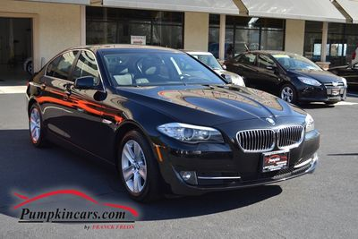 2011 BMW 528I NAVI MOON ROOF COLD WTHR