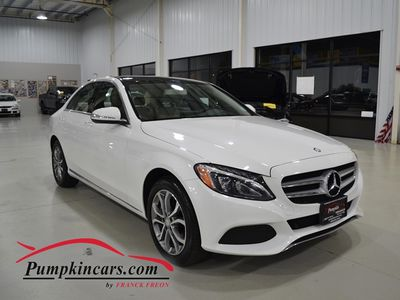 2015 MERCEDES BENZ C300 4MATIC SPORT BLIND SPOT
