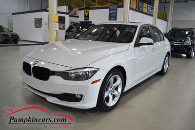 2014 BMW 320I X-DRIVE MOON ROOF