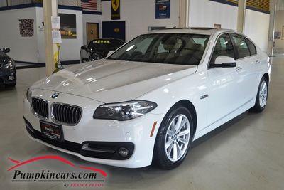 2015 BMW 528I X-DRIVE NAVI BACK UP CAM