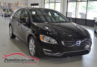 2015 VOLVO S60 T5.5 MOONROOF CITY SAFE