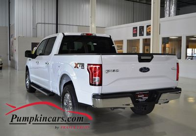 2017 FORD F150 XLT CREW 5.0 V8 6.5FT BED