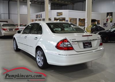 2009 MERCEDES BENZ E350 4MATIC LUXURY