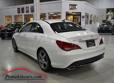 2014 MERCEDES BENZ CLA250 NAVIGATION PANORAMIC