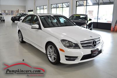 2013 MERCEDES BENZ C300 4MATIC SPORT