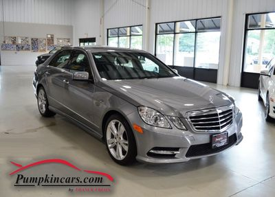 2013 MERCEDES BENZ E350 4MATIC SPORT NAV REAR CAM