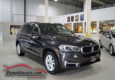 2015 BMW X5 3.5I X-DRIVE