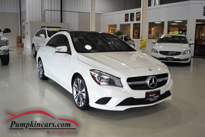 2015 MERCEDES BENZ CLA250 4MATIC NAVI BLIND SPOT
