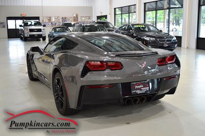 2016 CHEVROLET CORVETTE STINGRAY 8 SPEED AUTO