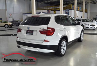 2012 BMW X3 3.5I X-DRIVE PANO ROOF