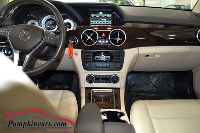 2014 MERCEDES BENZ GLK350 4MATIC NAV PANO ROOF