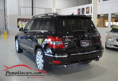 2012 MERCEDES-BENZ GLK350 4MATIC PANORAMIC ROOF
