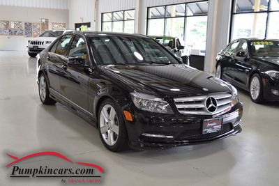 2011 MERCEDES-BENZ C300 SPORT MOON ROOF