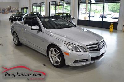 2012 MERCEDES BENZ E350 NAVI BACK UP CAM