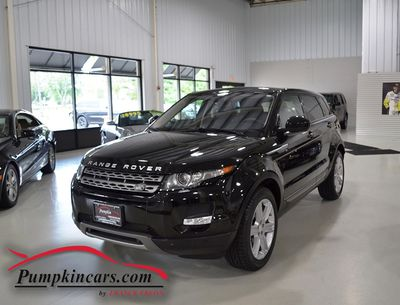 2015 LAND ROVER EVOQUE PURE PLUS