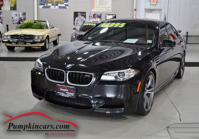 2014 BMW M5 V8 TWIN TURBO