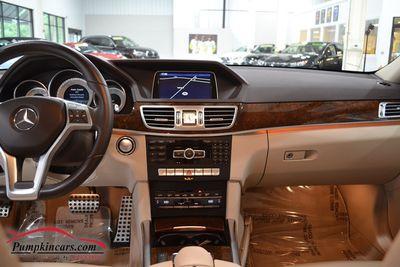 2015 MERCEDES BENZ E350 4MATIC SPORT AMG
