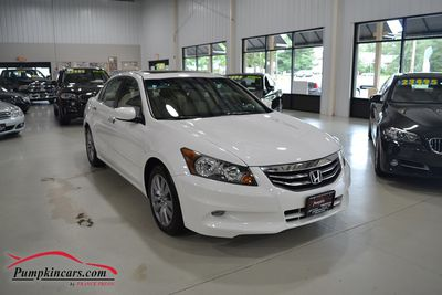 2012 HONDA ACCORD EXL V6 AUTOMATIC