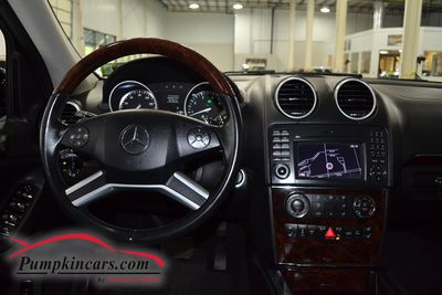 2011 MERCEDES BENZ GL550 4MATIC V8 5.5 LITER