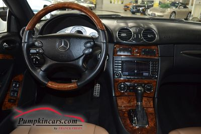 2008 MERCEDES BENZ CLK350 COUPE NAVI MOON ROOF